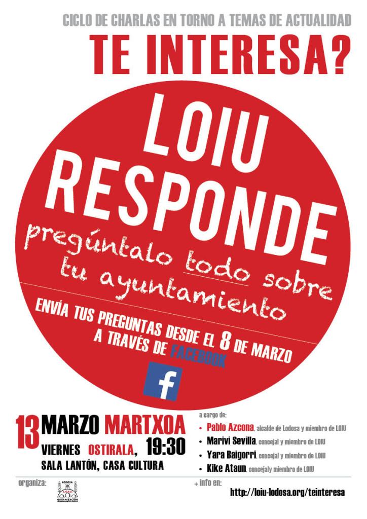 LOIU RESPONDE 2015