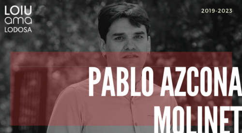 Pablo Azcona Molinet