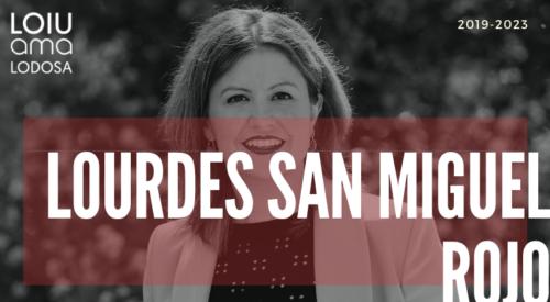 Lourdes San Miguel Rojo