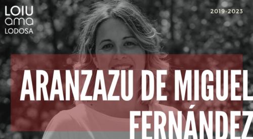 Aranzazu De miguel Fernández