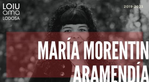 María Morentin Aramendía